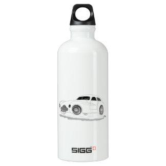 retro machine water bottle