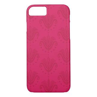 Retro Magenta iPhone 7 Case