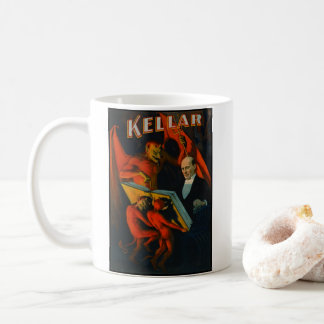 Retro Magic Poster 1894 Coffee Mug