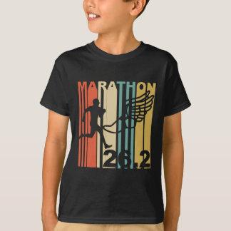 Retro Marathon Runner T-Shirt