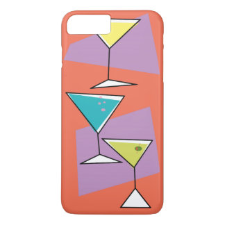 Retro Martinis iPhone Case
