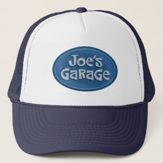 Retro Mechanic Trucker Hat