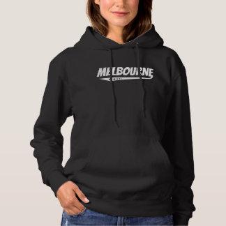 Retro Melbourne Logo Hoodie