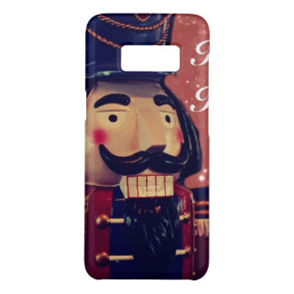 Retro Merry Christmas Holiday Vintage Nutcracker Case-Mate Samsung Galaxy S8 Case