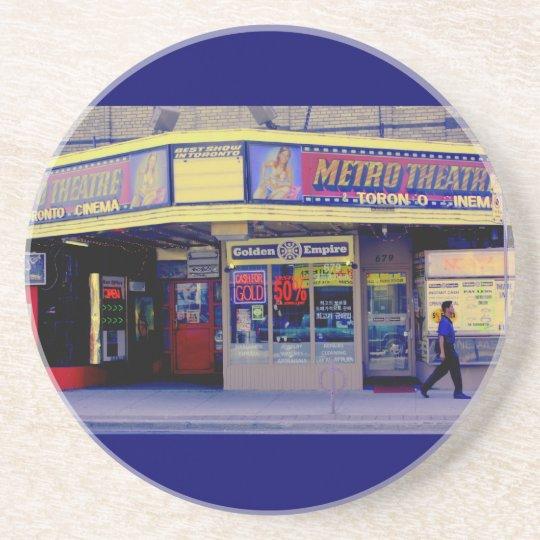 Retro Metro Coaster