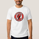 Retro Mohawk Gasoline Logo Tee Shirts
