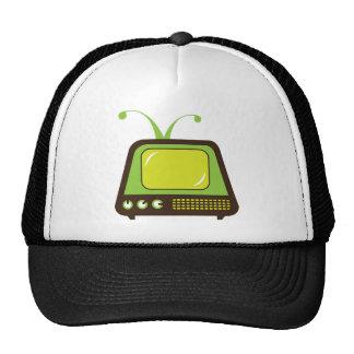 Retro monster antenna TV Trucker Hat