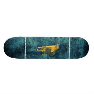 Retro Moonlight Aoudad Skateboard