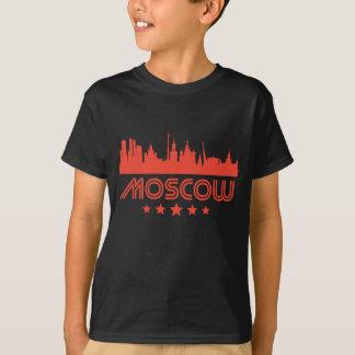 Retro Moscow Skyline T-Shirt