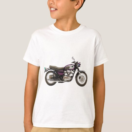 Retro Motorcycle T-Shirt