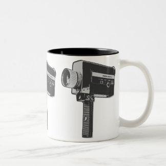 Retro Movie Camera Mug