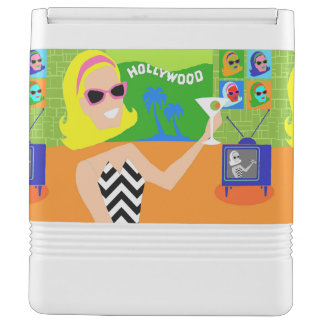 Retro Movie Star Igloo Can Cooler