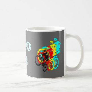 Retro MTB rider Coffee Mug