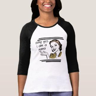 Retro Nana T-shirts and Gifts