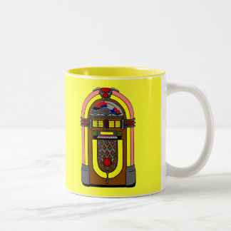 Retro Neat-o Jukebox Coffee Mug