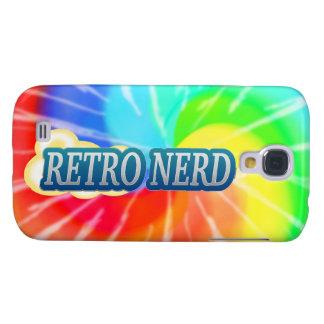 Retro Nerd Samsung Galaxy S4 Case