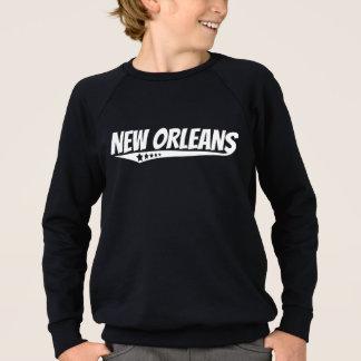 Retro New Orleans Logo Sweatshirt
