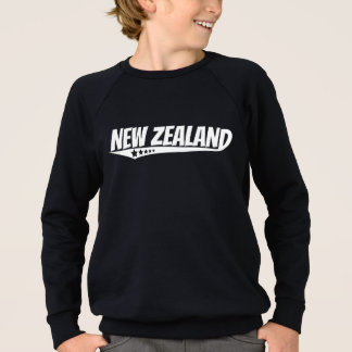 Retro New Zealand Logo Sweatshirt