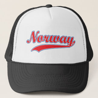 Retro Norway Trucker Hat