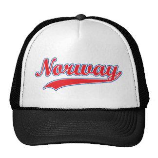 Retro Norway Trucker Hat