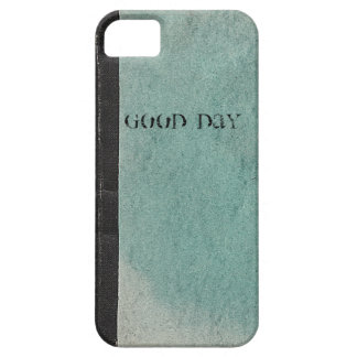 Retro note book template vintage green iPhone5Case Case For The iPhone 5