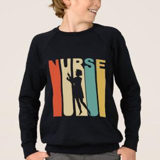Retro Nurse Sweatshirt
