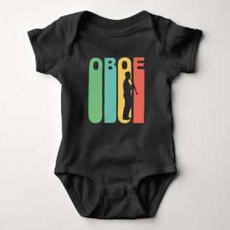 Retro Oboe Baby Bodysuit