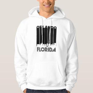 Retro Orlando Skyline Hoodie