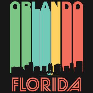 664ab26b42f Orlando Skyline T-Shirts   Shirt Designs