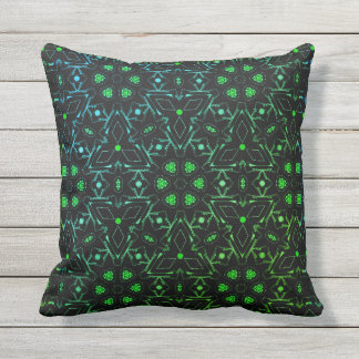 Retro Outdoor Pillow