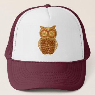Retro Owl Cap