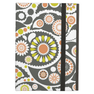Retro Paisley Pattern Cover For iPad Air