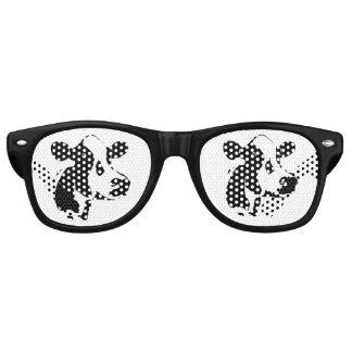 Retro Party Shades Tillamook Cow Sunglasses