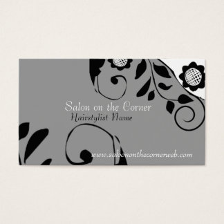 Retro Pastel Embroidery Artist Handmade Business Card