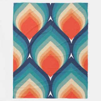 Retro Pattern Blanket