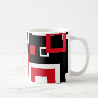 Retro pattern - Mug