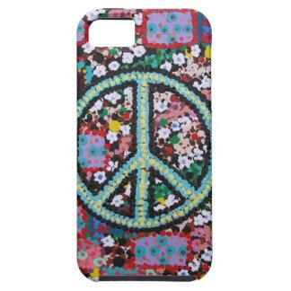 Retro Peace Sign iPhone 5 Case