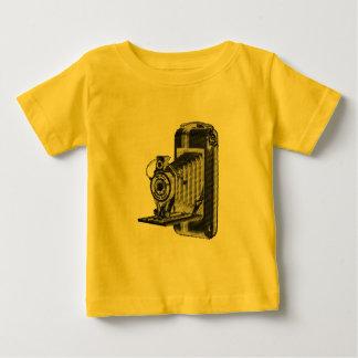 retro photography -  vintage camera baby T-Shirt