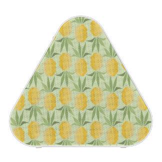 Retro Pineapples Blueooth Speaker