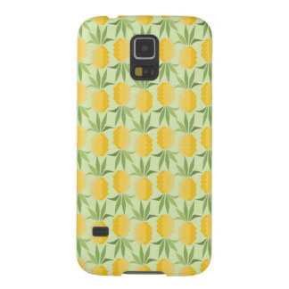 Retro Pineapples Cases For Galaxy S5