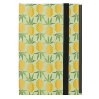 Retro Pineapples Cases For iPad Mini