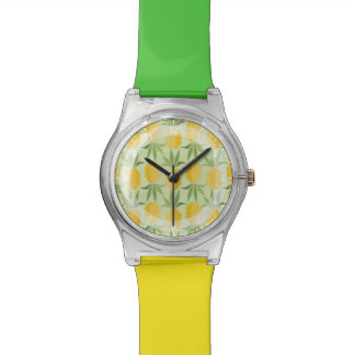 Retro Pineapples Watch