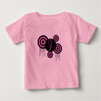 Retro Pink Ribbon Tshirt