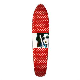 Rétro planche à roulettes skateboard  20 cm