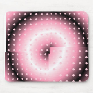 Retro Pokie Dots Mouse Pad