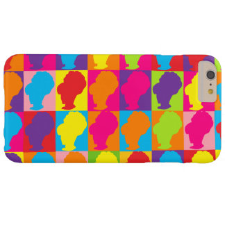 Retro Pop BeeHives Barely There iPhone 6 Plus Case