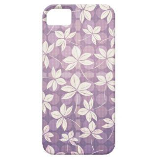 Retro Purple Paradise iPhone 5 Covers