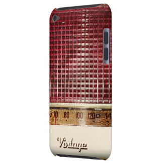 Retro radio barely there iPod covers