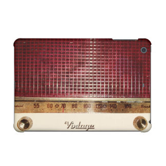 Retro radio iPad mini retina case