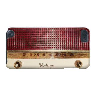 Retro radio iPod touch (5th generation) covers